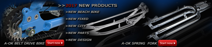 2017 NEW BIKE AND NEW BIKE PARTS