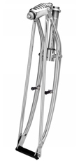 "26""low rider bike suspension fork"