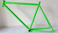 700c steel fixed gear frame