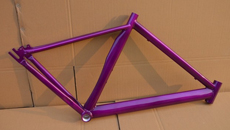 700c alloy fixed gear bike frame