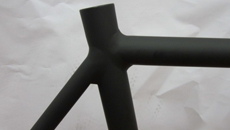 700c alloy frame and steel fork